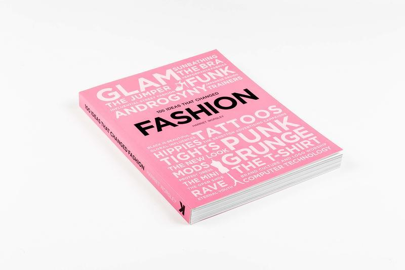 "Купить книгу ""100 Ideas that Changed Fashion"""