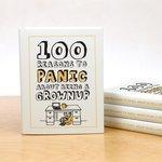 100 Reasons to Panic about Being a Grownup - купить и читать книгу