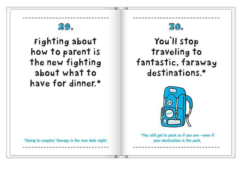 "Купить книгу ""100 Reasons to Panic about Dadhood"""