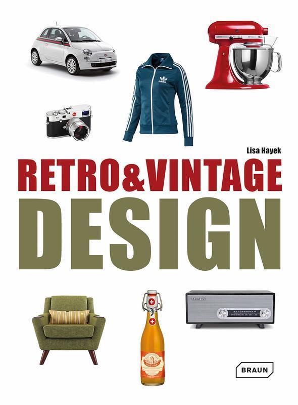 "Купить книгу ""Retro and Vintage Design"""