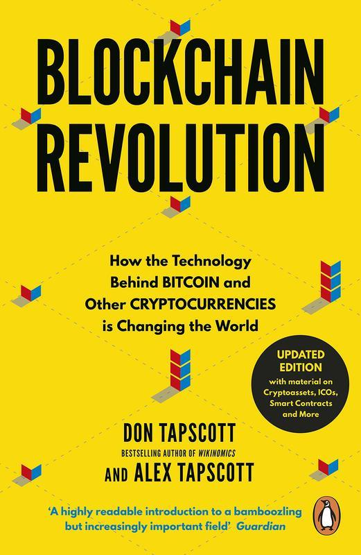 "Купить книгу ""Blockchain Revolution"""