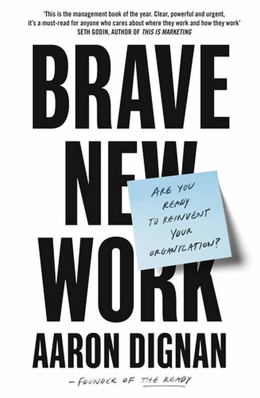 "Купить книгу ""Brave New Work"""