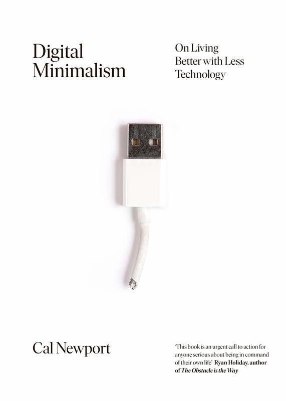 "Купить книгу ""Digital Minimalism. On Living Better with Less Technology"""