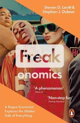 Freakonomics - купить и читать книгу