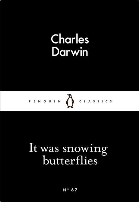 "Купить книгу ""It Was Snowing Butterflies"""