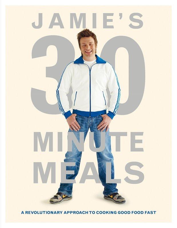 """Купить книгу """"Jamie's 30-Minute Meals"""""""