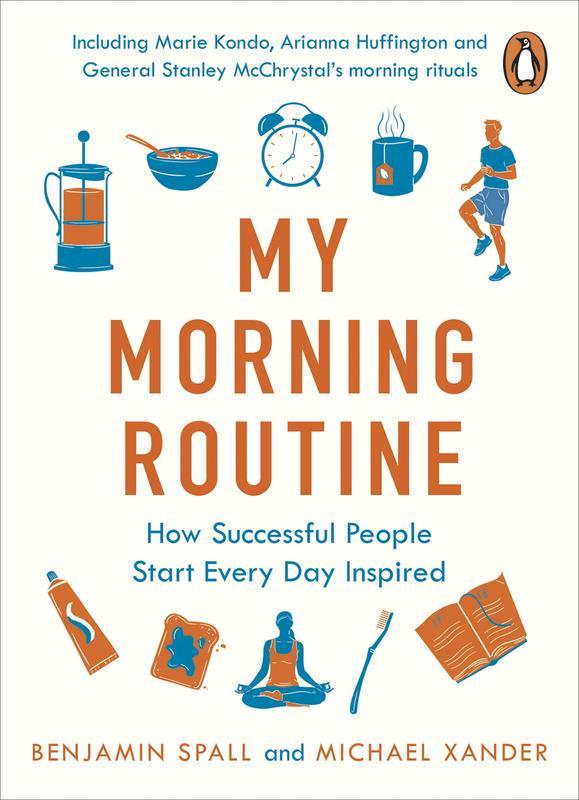 "Купить книгу ""My Morning Routine: How Successful People Start Every Day Inspired"""