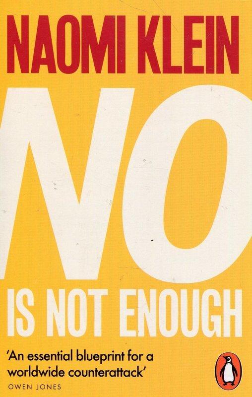 """Купить книгу """"No Is Not Enough"""""""