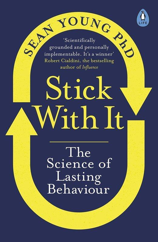 """Купить книгу """"Stick with It. The Science of Lasting Behaviour"""""""
