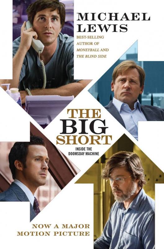 "Купить книгу ""The Big Short: Inside the Doomsday Machine (Movie tie-in)"""