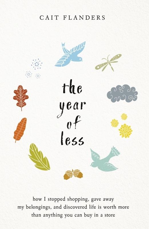 "Купить книгу ""The Year of Less"""