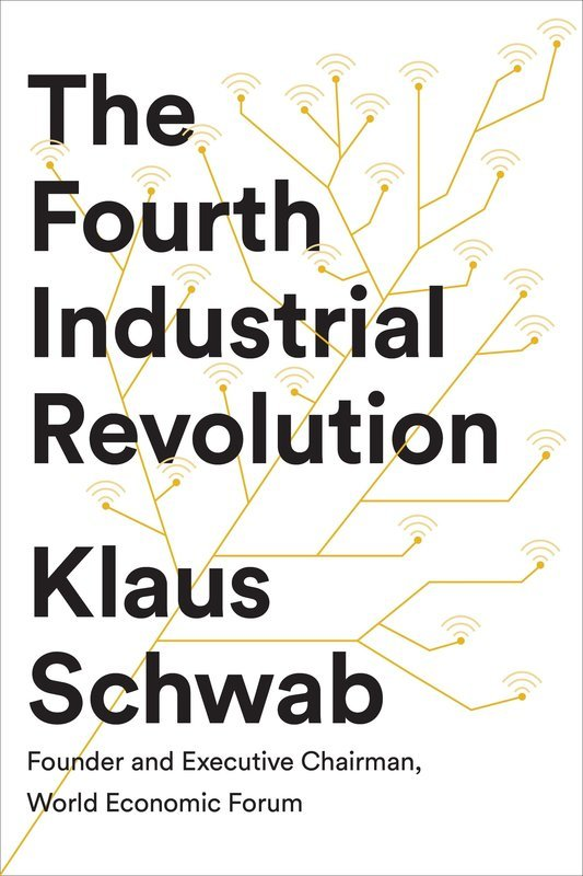 "Купить книгу ""The Fourth Industrial Revolution"""