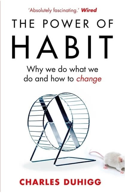 """Купить книгу """"The Power of Habit: Why We Do What We Do and How to Change"""""""
