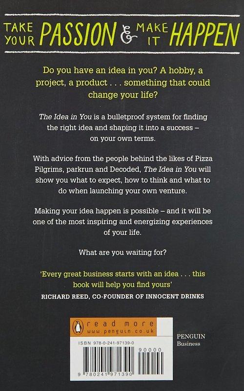"Купить книгу ""The Idea in You"""