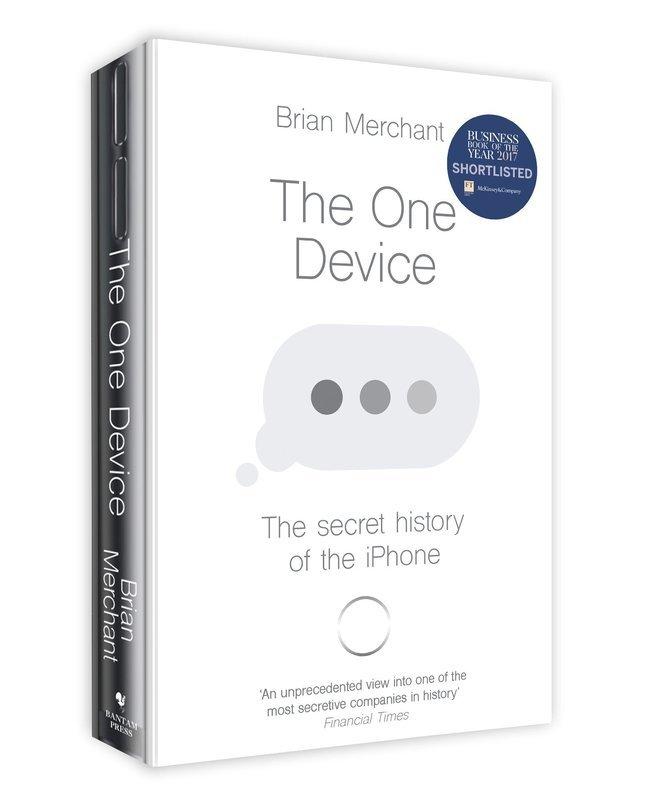 """Купить книгу """"The One Device"""""""