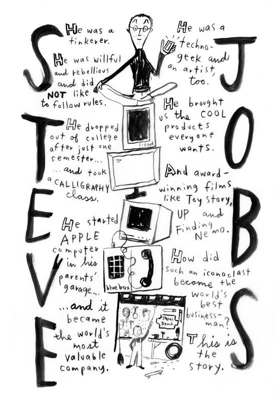 "Купить книгу ""Steve Jobs: Insanely Great. A Graphic Biography"""