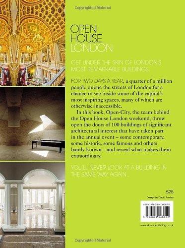 "Купить книгу ""Open House London"""