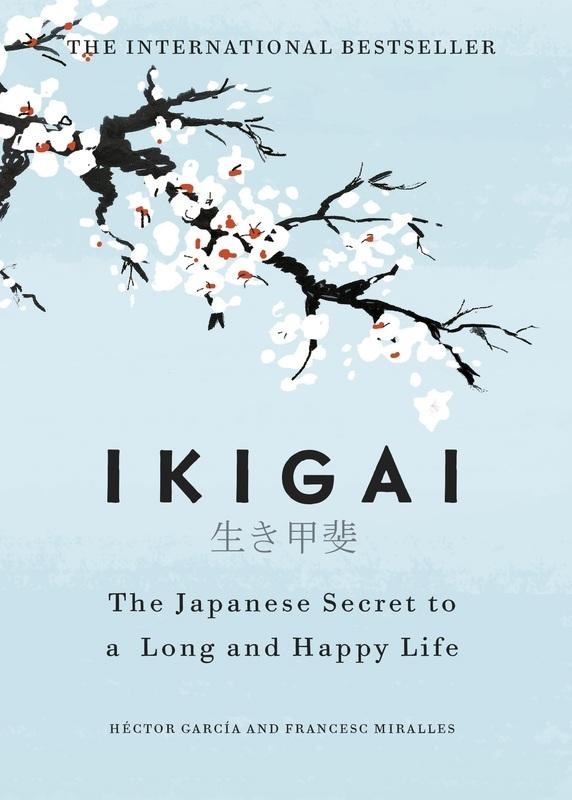 "Купить книгу ""Ikigai: The Japanese Secret to a Long and Happy Life"""