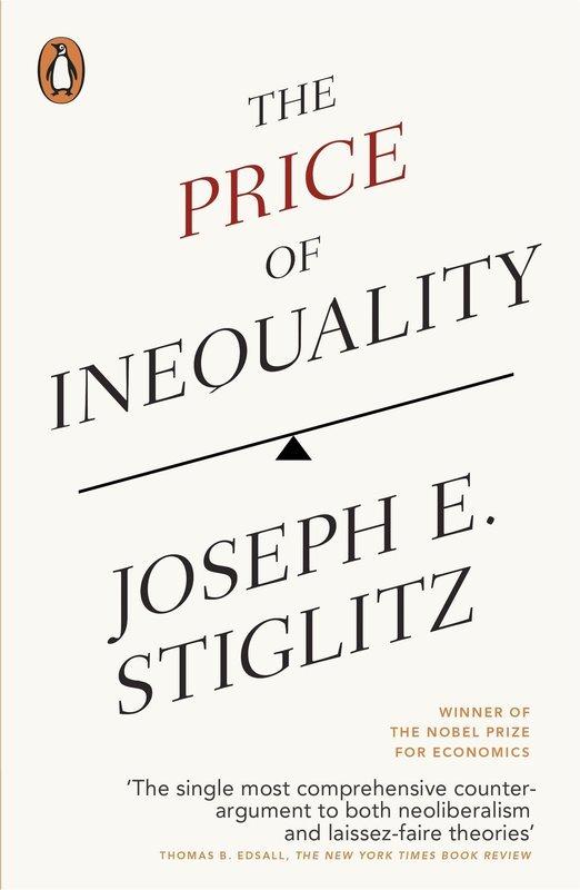"""Купить книгу """"The Price of Inequality"""""""