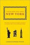 "Купить книгу ""I Never Knew That About New York"""