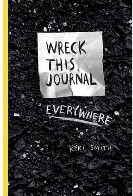 "Купить книгу ""Wreck This Journal Everywhere"""