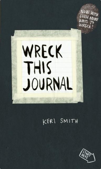 Ежедневник Wreck This Journal - купить и читать книгу