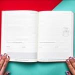 """Купить книгу """"Ежедневник LifeFLUX Diary My perfect day Персиковый (LFDRRPPE004)"""""""