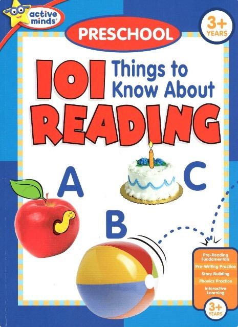 "Купить книгу ""101 Things to Know About Reading: Preschool"""