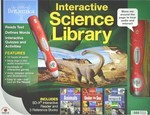 Science Library: Animals, Dinosaurs, Under the Sea with SD-X Interactive Reader