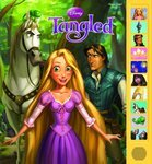 Disney Tangled Play-a-Sound Book
