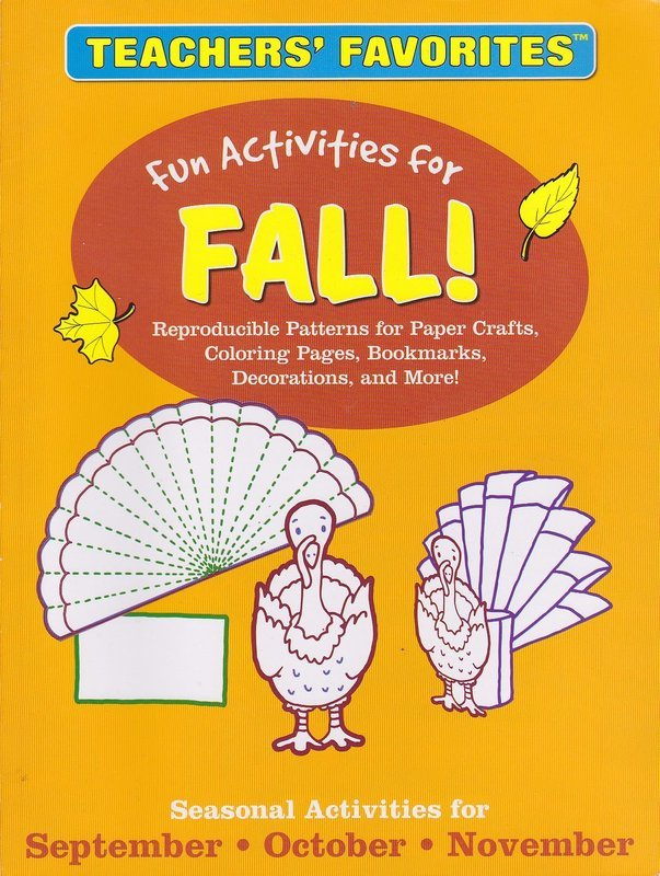 "Купить книгу ""Fun Activities for Fall"""