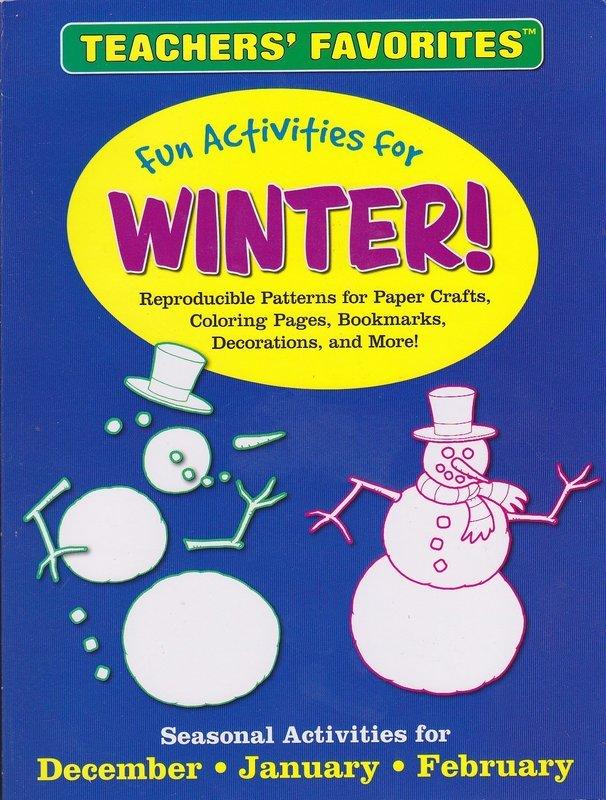 Fun Activities for Winter - купить и читать книгу