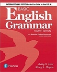 Basic English Grammar Student Book with EOR (4th edition)