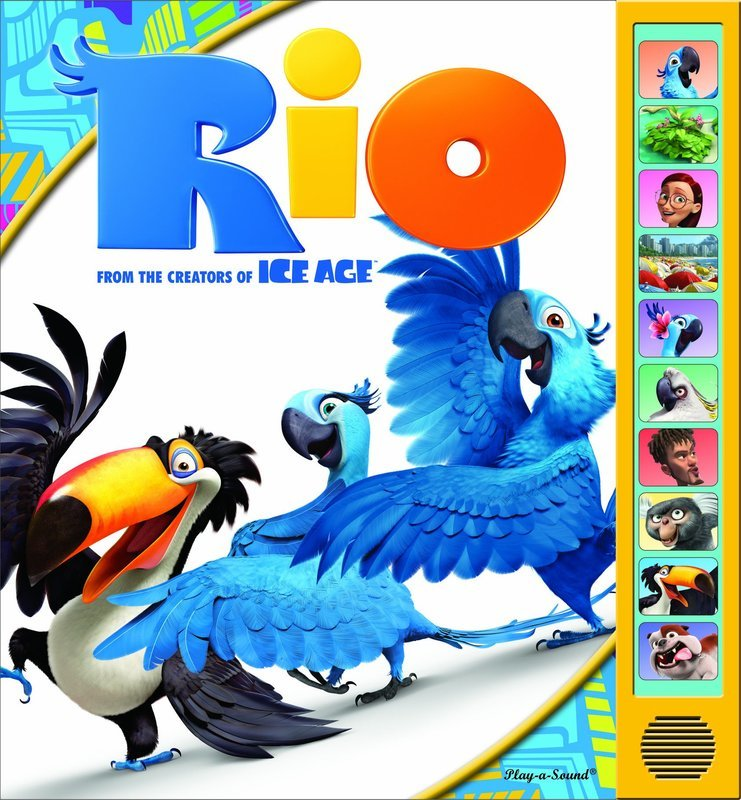 "Купить книгу ""Rio Play-a-Sound"""