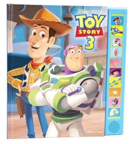 "Купить книгу ""Toy Story 3 Play-a-Sound"""