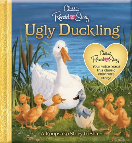 "Купить книгу ""Ugly Duckling Record-a-Story"""