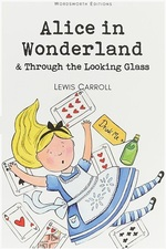 Alice in Wonderland. Through the Looking Glass - купить и читать книгу