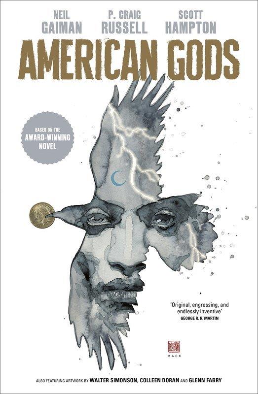 """Купить книгу """"American Gods: Shadows"""""""