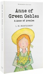 "Купить книгу ""Anne of Green Gables. Anne of Avonlea"""
