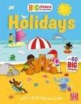 "Купить книгу ""Big Stickers for Tiny Hands: Holidays"""
