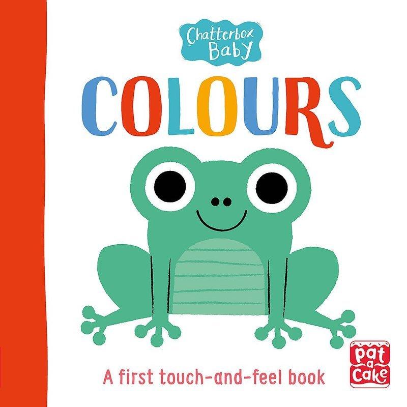 "Купить книгу ""Chatterbox Baby: Colours"""