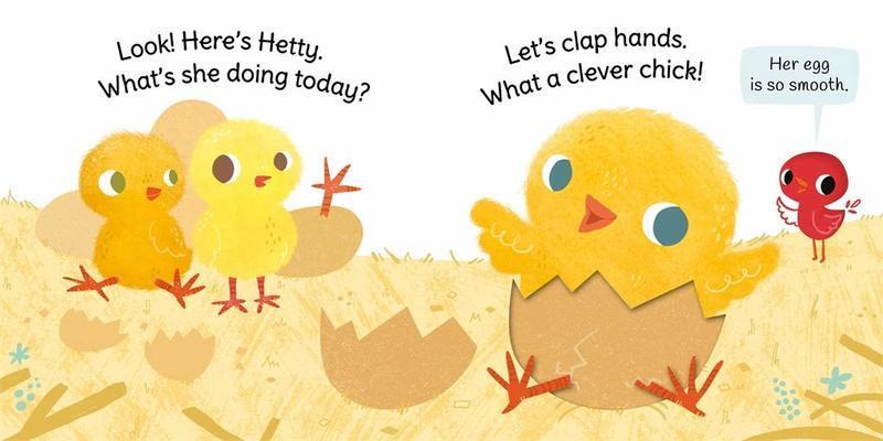 "Купить книгу ""Clap Hands: Here Come the Chicks"""