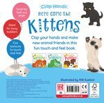 "Купить книгу ""Clap Hands: Here Come the Kittens"""
