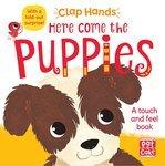 """Купить книгу """"Clap Hands: Here Come the Puppies"""""""