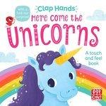 """Купить книгу """"Clap Hands: Here Come the Unicorns"""""""