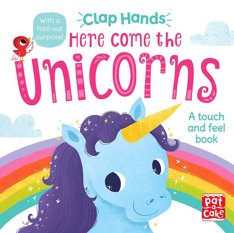 "Купить книгу ""Clap Hands: Here Come the Unicorns"""