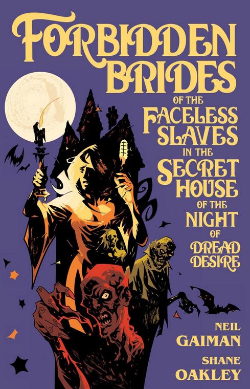 "Купить книгу ""Forbidden Brides of The Faceless Slaves in The Secret House of The Night of Dread Desire"""