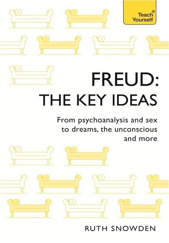 """Купить книгу """"Freud: The Key Ideas"""""""