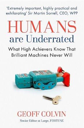 "Купить книгу ""Humans Are Underrated"""