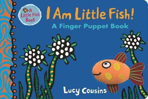 "Купить книгу ""I Am Little Fish! A Finger Puppet Book"""